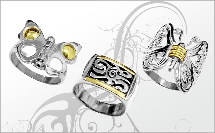 3aedcf26d315 ADS Joyas - Piezas finas en oro y plata  anillos